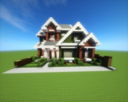 Suburban House #8 Minecraft