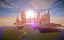 The Wizarding World Of Harry Potter Minecraft Map & Project