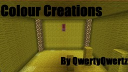 Colour Creations Map Minecraft Map & Project