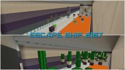 Escape Space Ship 2187 Minecraft Map & Project