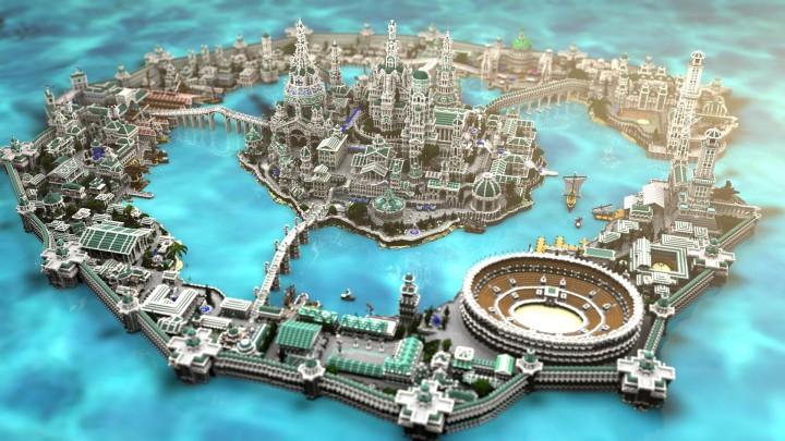 ATLANTIDE Minecraft Project