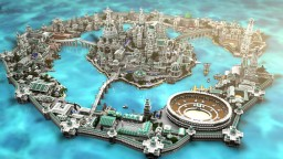 ATLANTIDE Minecraft Map & Project