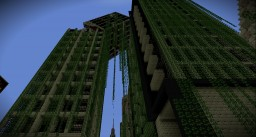 Zombie Apocalypse City Map for 1.8 Minecraft Map & Project