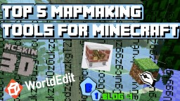 Top 5 Map-, Resourcepack- and Skintools for Minecraft Minecraft Blog