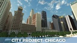 City Project: Chicago Minecraft