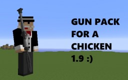 Gun Pack for the chickens 1.9