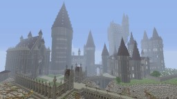 Hogwarts (Harry Potter) Minecraft
