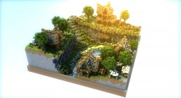 Plot Build | Vacation Minecraft Map & Project