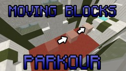Moving Blocks Parkour Minecraft