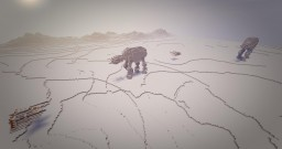 Battle of Hoth Map Echo Base Star Wars Hoth Map Minecraft Map & Project