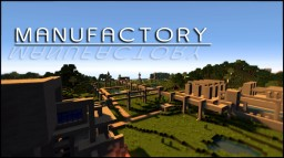 Random Manufactory Minecraft Map & Project