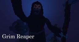 Grim Reaper Organic Minecraft Project