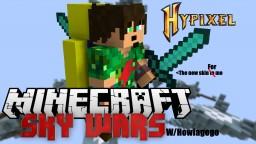Hypixel Skywars w/Howiagogo - Dramatic Turn Minecraft Blog