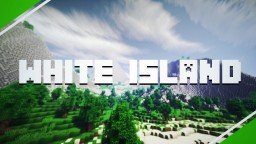 White Island V1.0 - Amazing Little Island! | Custom Brushes, Trees, Layers, and more! [DOWNLOAD!] Minecraft Map & Project