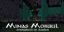 Minas Morgul - Mordor Minecraft Map & Project