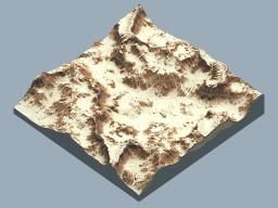 Mesa Desert Minecraft Map & Project