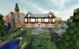 Small Tudor Mansion Minecraft Map & Project