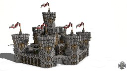 Castillo Medieval / Mediaval Castle Minecraft Map & Project