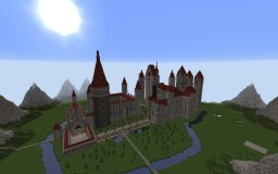 The magical Valley Minecraft Map & Project