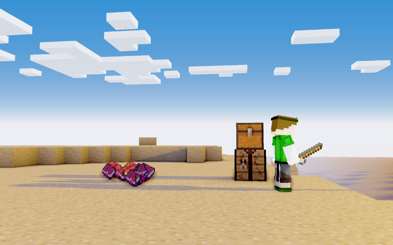 Mending and Fishing Minecraft Blog