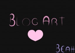 ✝ Blog Art :3 ✝ Minecraft Blog Post