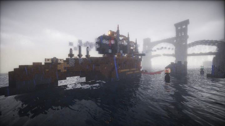 Best Dishonored Minecraft Maps Projects Planet Minecraft