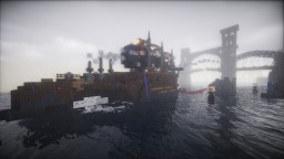 Rustpit - Dishonored inspired Map Minecraft Map & Project