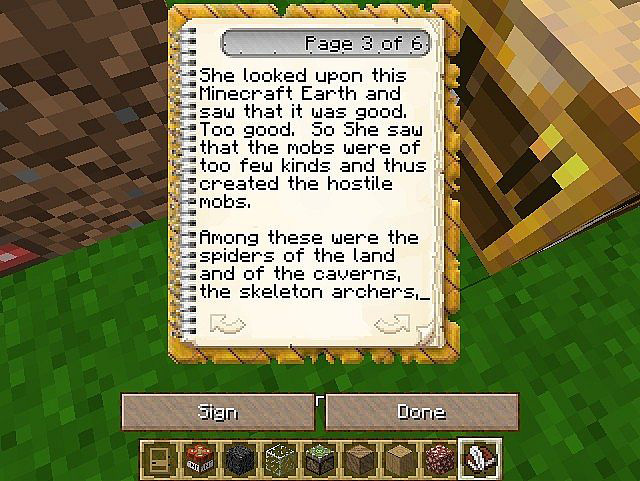 thebook10107207 [1.9.4/1.9] [16x] Woodcraft Texture Pack Download