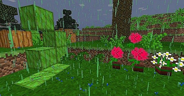 theflowersandmelons10107211 [1.9.4/1.9] [16x] Woodcraft Texture Pack Download