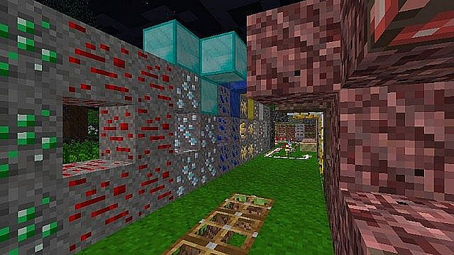 theores10107209 [1.9.4/1.9] [16x] Woodcraft Texture Pack Download