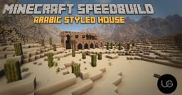Arabic | Desert House Minecraft Project