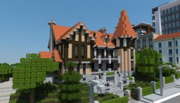 Old Family House - Vieille Maison de Famille Minecraft Project