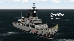 Zeffiro F577 1:1 - By Lucas - ShipSide Minecraft Map & Project