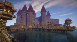 The City of Scathaux Minecraft Project