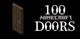 ''100 Doors'' Minecraft Map & Project