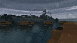 Sinking of ARA General Belgrano C4 - 34 anniversary Minecraft