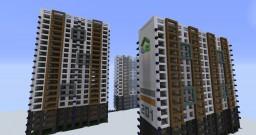 Sannaedeul Apartment Complex Block 2(1.7.10) Minecraft Map & Project