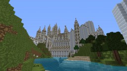 Builds from the lotr mod. Minecraft Map & Project