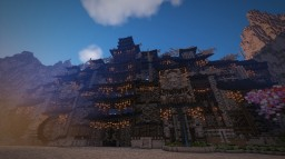 Oriental Fantasy (瑛殿平) Minecraft Map & Project