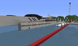 Venus (Steve Jobs yacht) Minecraft Map & Project