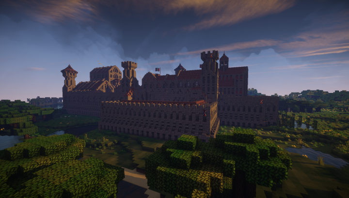 The Castle of the Order