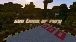 500 Ticks of Fury Minecraft Map & Project