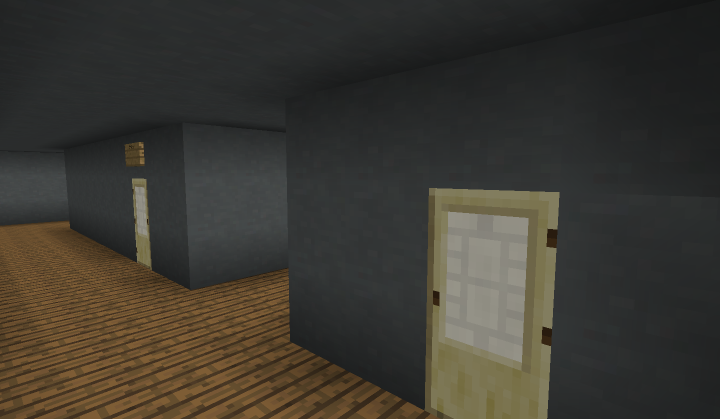Extra hallway