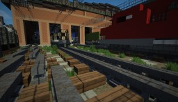 Cargo hub| WoK Minecraft Map & Project