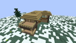 Minecraft House - Bibliocraft + LOTR Mod Minecraft Map & Project