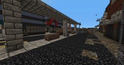 Cod Zombies Bus depo Minecraft Project