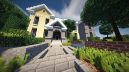 Heathwill Residence Minecraft Map & Project
