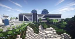 MODERN HOUSE 8 new update Minecraft