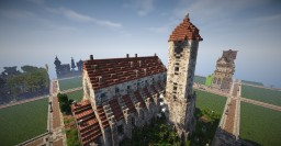 Chiesa di San Pietro: Romeo and Juliet #WeAreConquest Minecraft Map & Project