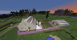 Wynne In Roam - A Quaint Abode Minecraft Map & Project
